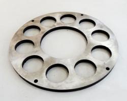 喷浆机配件钢衬板